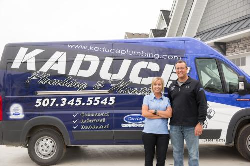 Kaduce Mankato Plumbing owners